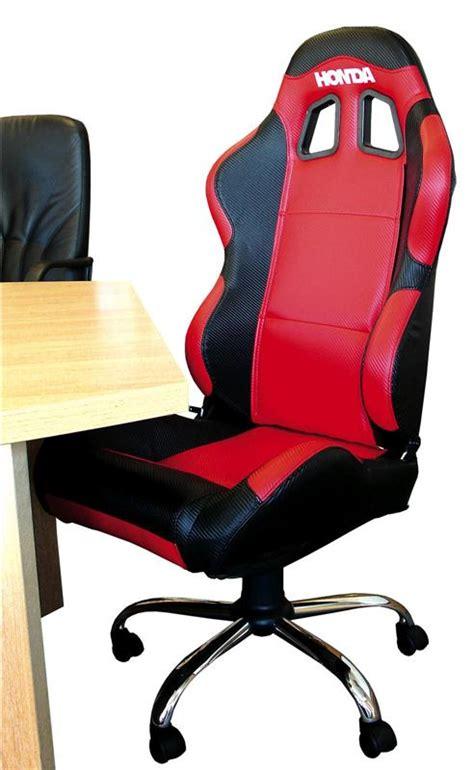 chaise bureau baquet chaise baquet de bureau