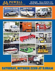 Walmart Oak Ridge Tn Bankruptcy Equipment Trucks Tractors Cars Auction