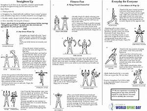 The gallery for --> Scoliosis Exercises