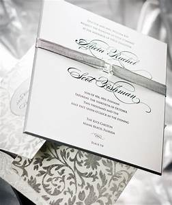 fun wedding invitations weddings illustrated With funny silver wedding invitations