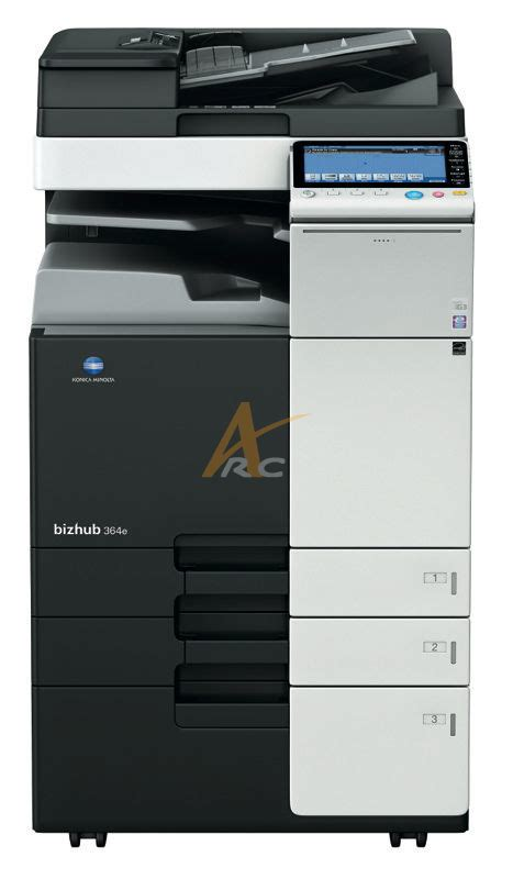 You can adjust your cookie preferences at the bottom of this page. Konica Minolta bizhub 364e
