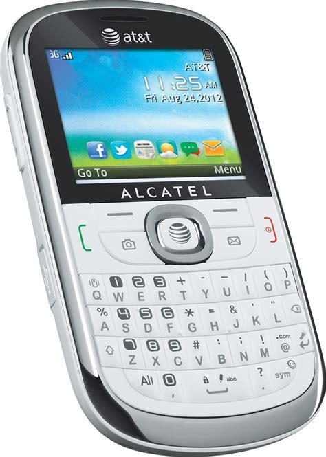 basic cell phones alcatel 871a basic texting 3g gps phone unlocked