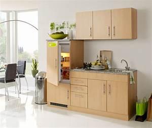 Küche Mit Kühlschrank : singlek che berlin mit k hlschrank breite 180 cm buche k che singlek chen ~ Markanthonyermac.com Haus und Dekorationen
