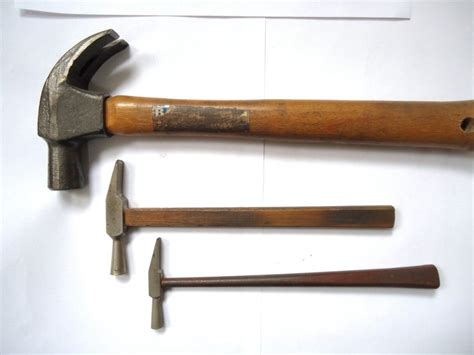 Types Of Common & Specialty Hammers And Their Use