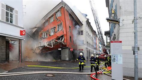 historische altstadt nach brand  konstanz sind