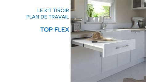 castorama plan de cagne kit tiroir plan de travail topflex 679075 castorama