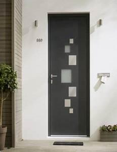 awesome porte exterieur leroy merlin contemporary With porte de garage enroulable avec porte entree pvc leroy merlin
