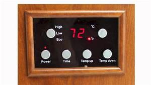 Lifesmart 1500 Watt Infrared Electric Heater