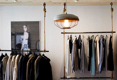 Ideas For Hanging Clothes Without A Closet by 10 Clothes Storage Ideas When You No Closet