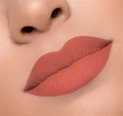 Peanut Lipstick Matte Liquid Morphe Lips
