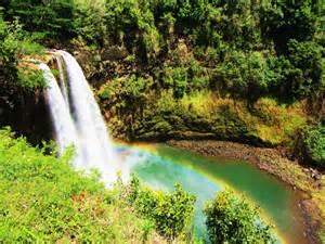 Waterfall Maui Hawaii