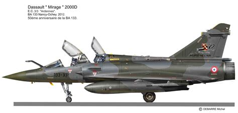 siege ejectable mirage 2000 mirage 2000d miprofiles