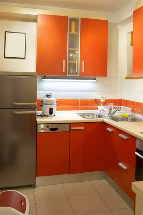Small Kitchen Interiors Small Kitchen Design India Kitchen And Decor