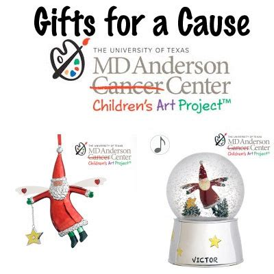 reed and barton christmas ornaments md anderson gifts for a cause reed barton partnered with md cancer center