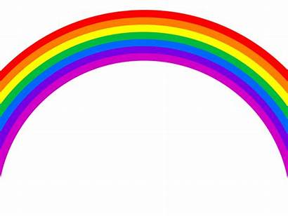 Rainbow Pot Gold Clipart Rainbows Clip Clipartmag