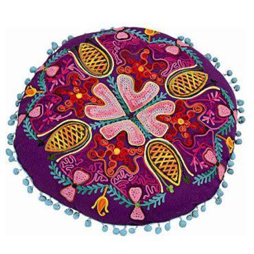 les 100 plus beaux coussins de la saison automne hiver coussin brod 233 rond la fianc 233 e du