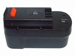 Batterie Black Et Decker 18v : 18v tools battery for black decker bd18psk fs188f4 ~ Dailycaller-alerts.com Idées de Décoration
