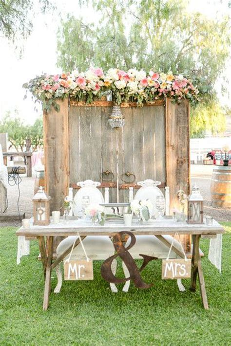 rustic country wedding table decorations home design