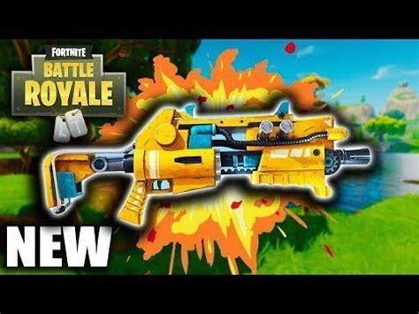update weapons guns stats fortnite battle royale