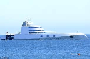 Yacht A Owner by Welcome Russian Tycoon Sues Dulux Owners For 163 62 Million