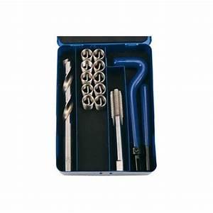 Kit Réparation Carrelage : kit de r paration de filetages 14pcs outillage ~ Premium-room.com Idées de Décoration