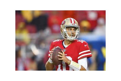 Jimmy Garoppolo 49ers Nfl Quarterbacks Steve Young