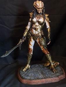 Joe Dunaway: Model Kit Buildups » Female Predator hunter ...