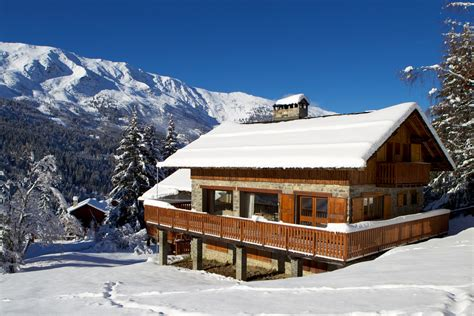 ski chalets and hotels in meribel from ski chalets meribel