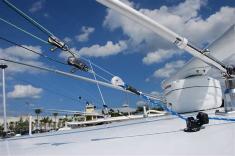 Fishing Boat With Outriggers by How To Set Up Boat Outriggers Stainless Steel Components