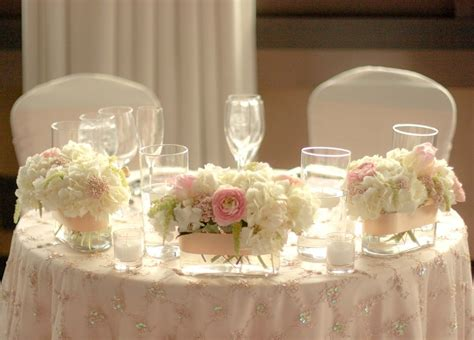 Sweetheart Table Decorations Sweetheart Table Ideas