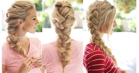 10 Easy Braided Hairstyles To Try This Season