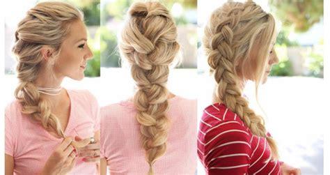 easy braided hairstyles    season stylewe blog