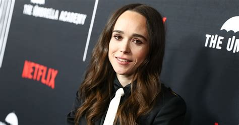 The Umbrella Academy's Ellen Page on cancel culture and ...