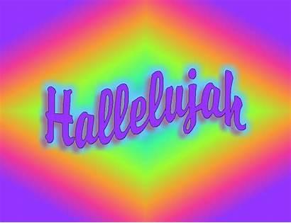 Hallelujah Clip Dance Praise Animated Banded Brooke