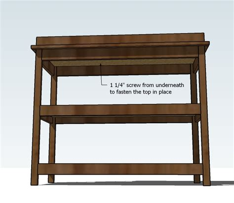 how to make a changing table woodworking plans how to build a changing table pdf plans