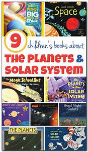 9 children's books about the planets and solar system ...