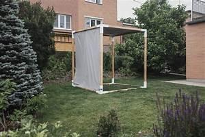 Lit Exterieur Jardin : lit suspendu de jardin baldaquin l va en bois massif et ~ Teatrodelosmanantiales.com Idées de Décoration