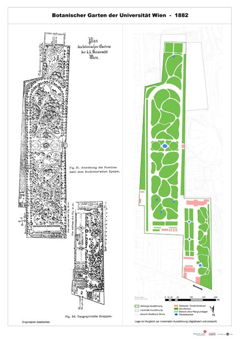 Botanischer Garten Der Universität Wien Wien österreich by Neue Seite 0