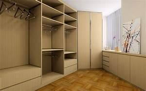 Modele De Dressing : cum sa va construiti un dressing intr un apartament ~ Teatrodelosmanantiales.com Idées de Décoration