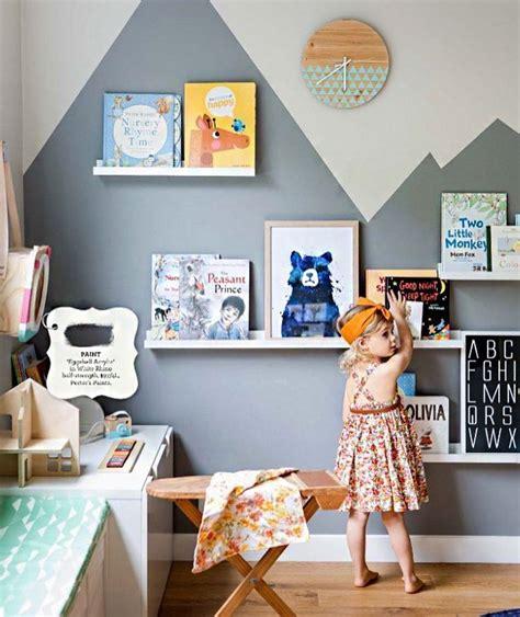 Kinderzimmer Ideen Berge by Kinderzimmer B 252 Cherregale Wandgestaltung Of