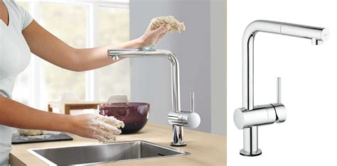 robinets cuisine grohe robinet cuisine grohe minta touch cmr
