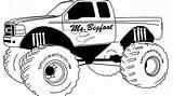 Coloring Truck Equipment Printable Heavy Dump Monster Trucks Grinder Wheels Getdrawings Getcolorings Drawings Designlooter sketch template