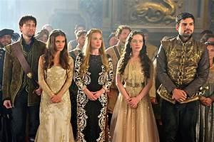 'Reign' Sneak Peek: Dressing the Cast for a Coronation ...