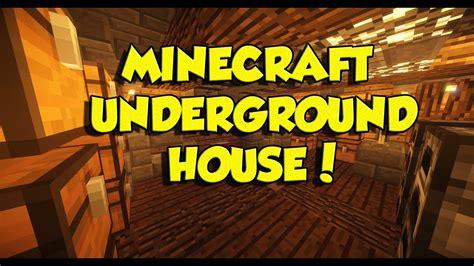 minecraft tutorial easy hidden underground base house tutorial xboxpepcps youtube