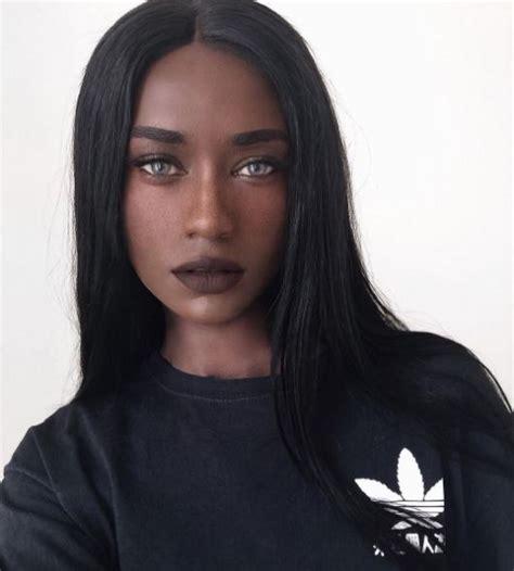 인스타 흑인모델 Melvnin 네이버 블로그