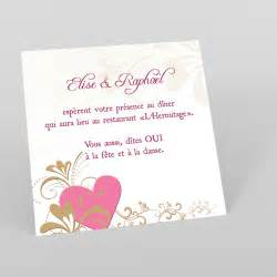 cartes fã licitations mariage texte faire part mariage exemple pic 19 images frompo