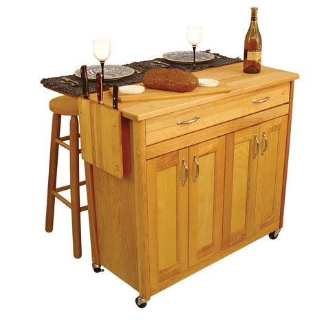 wooden kitchen islands light brown wooden kitchen island with drawers and
