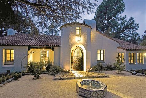 revival home mediterranean revival house house