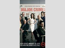 Major Crimes TV Series 2012–2018 IMDb