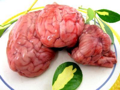 cuisiner la cervelle cervelle fiche cervelle et recettes de cervelle sur